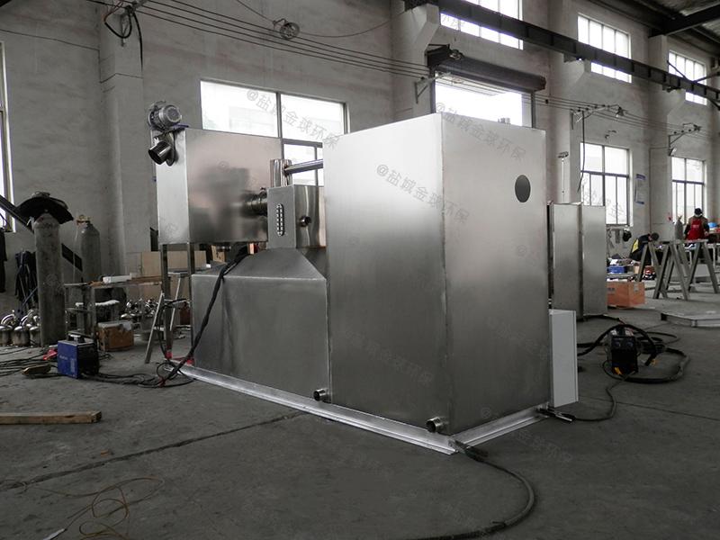 大渡口三级除泥油水分离装置标准