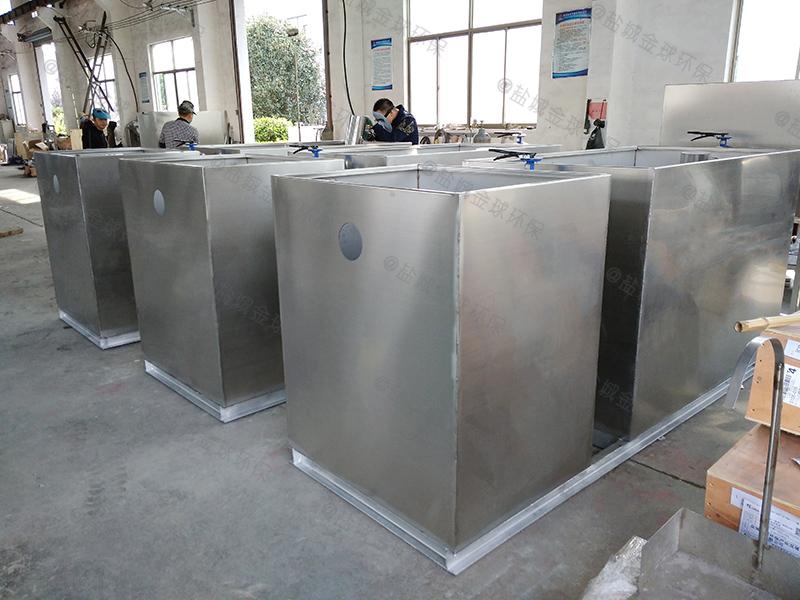 九龙坡组合式一体式设备油污水分离器标牌