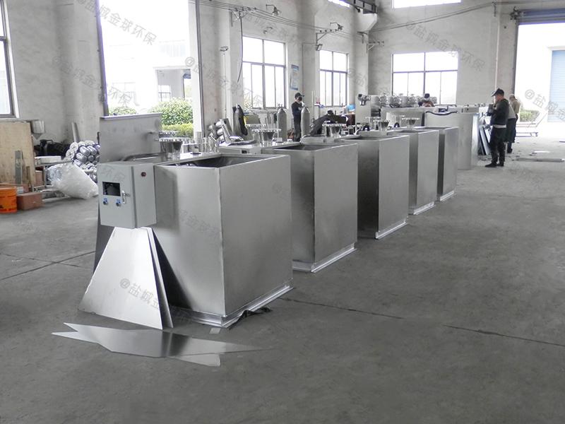 江津免维护油水分离装置标准