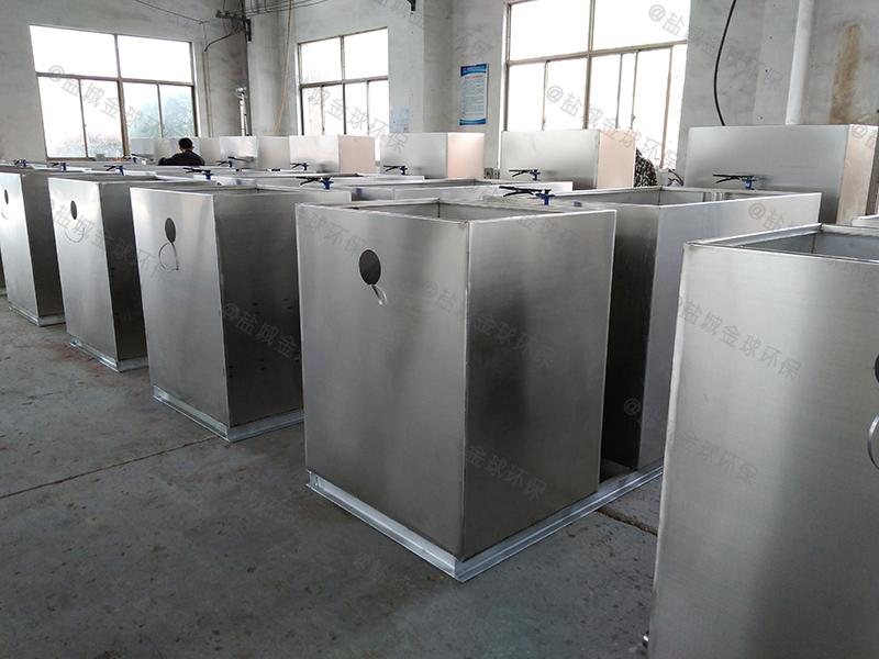 南川三级除渣除泥油水分离器安装图片