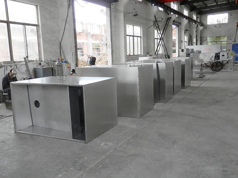 梁平斜板油脂分离器规格