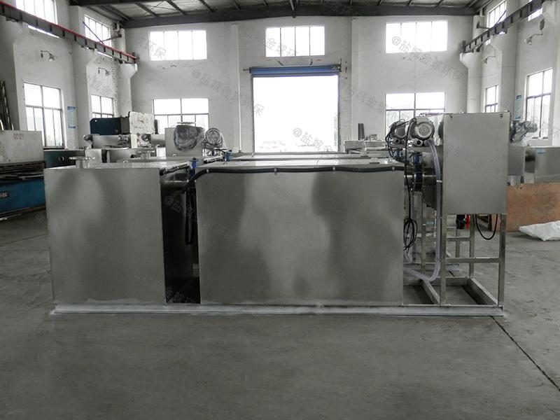 九龙坡成品全自动一体化油污水分离器效果