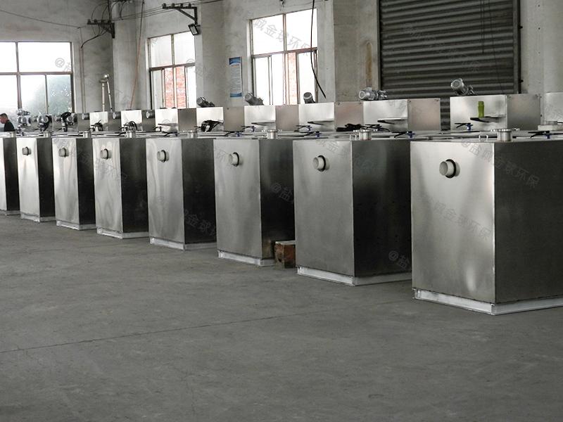 永川除油隔油器规范和标准