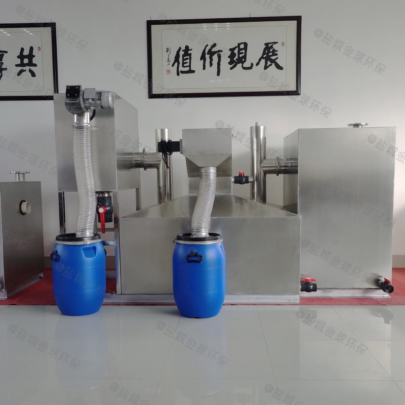 铜梁下水道油水分离设备生产设备