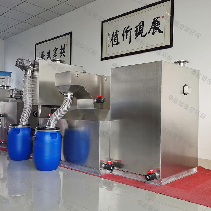荣昌滤网设计隔油隔渣设备怎么选型