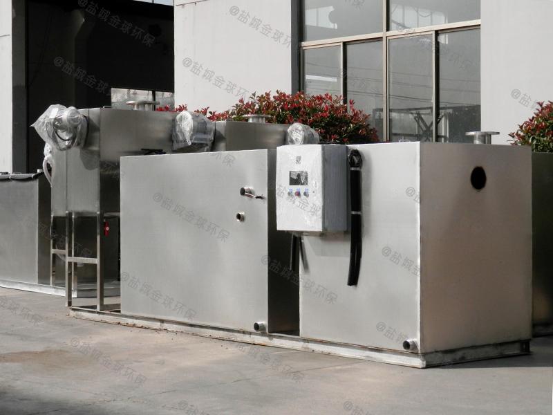 巫山多级过滤油水分离装置设备多少钱
