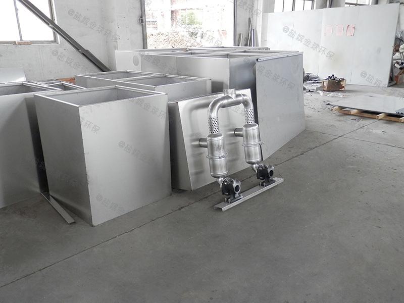 璧山自动一体化油水分离设备安装
