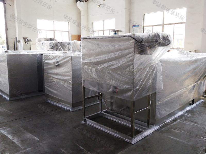 大渡口不锈钢一体化隔油隔渣设备设计规范