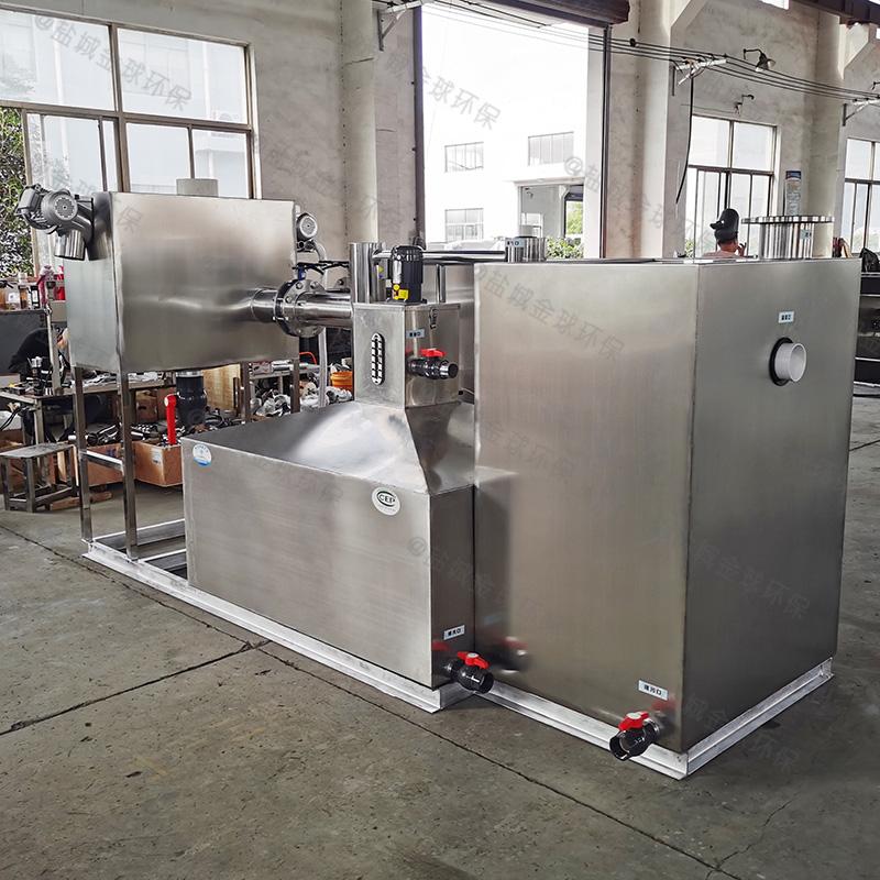 垫江自动隔油隔渣设备环保设备制造厂