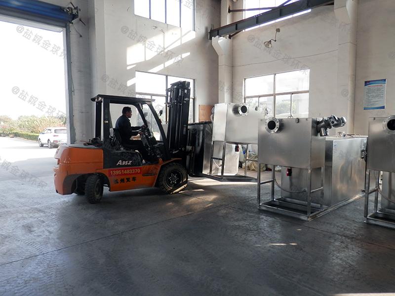 武隆无异味油水分离设备构造做法