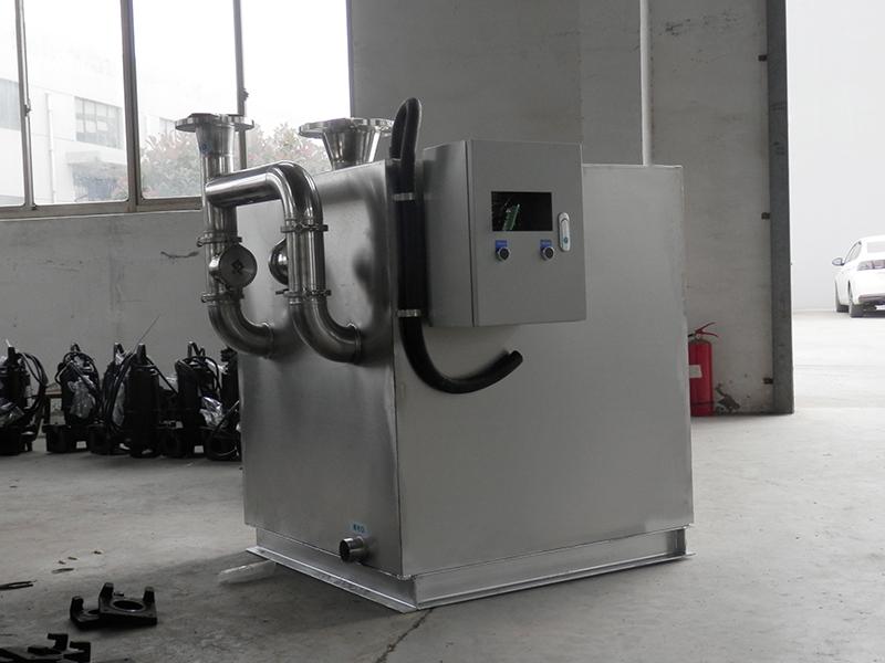 潼南地面隔油提升一体化设备标准图集