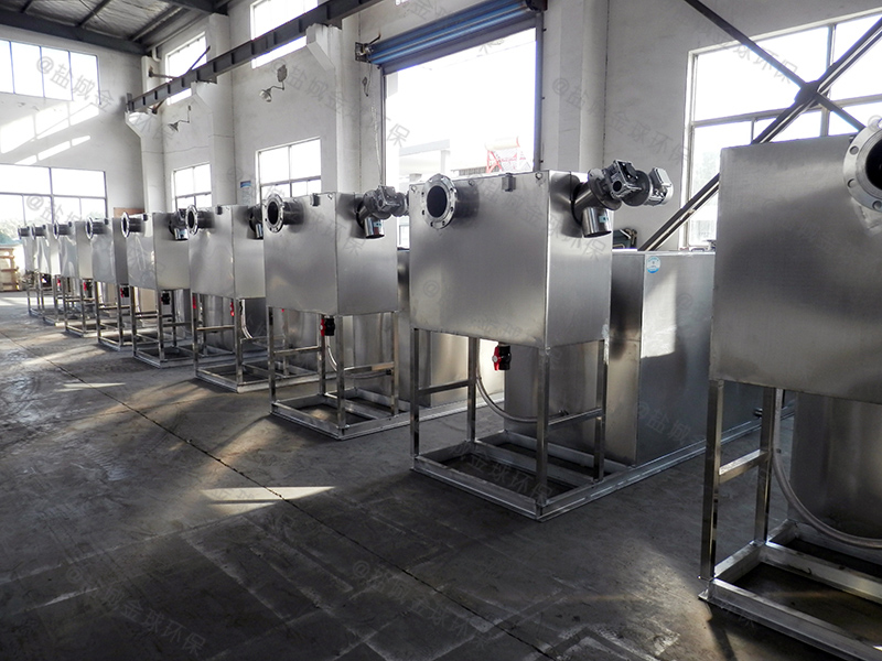 江津支持定做一体化隔油提升设备标识