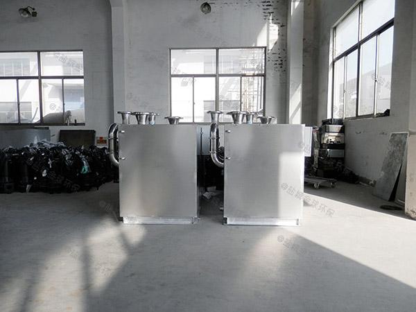 家用大半自动一体化隔油器的环保要求