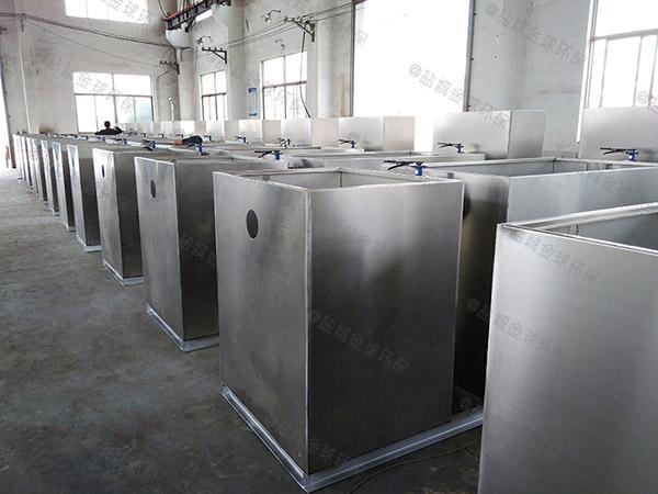 居民用大型地下室分体式油水分离与处理设备在哪里