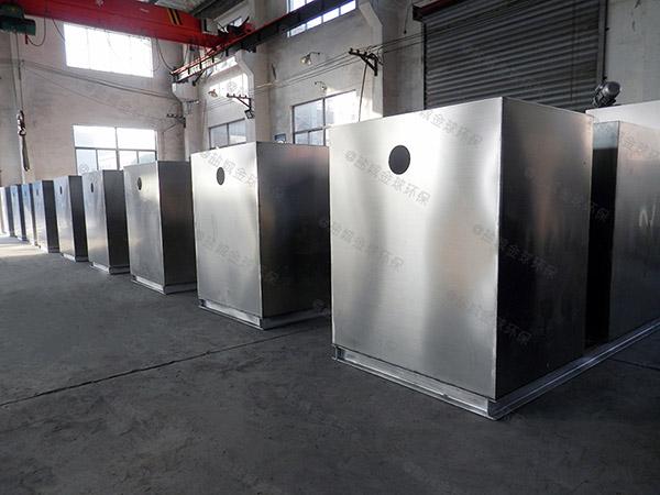 综合体地上式大型智能化油水分离机厂家价格