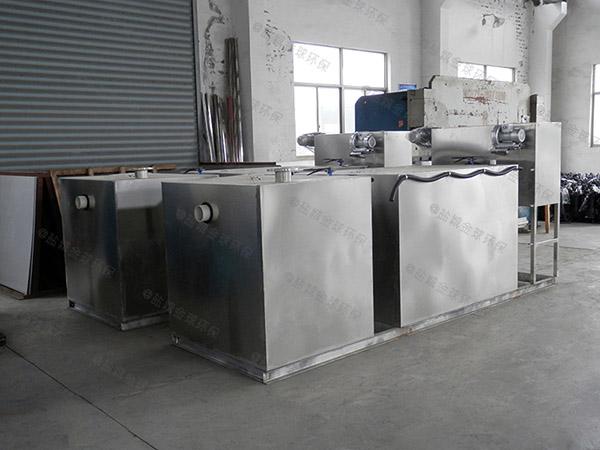 火锅店大型地面式自动除渣油水分离及过滤装置有哪些品牌