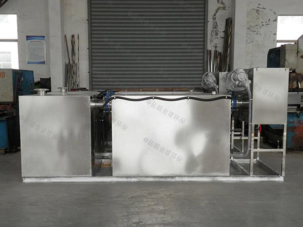 综合体大组合式油水分离与处理设备报价