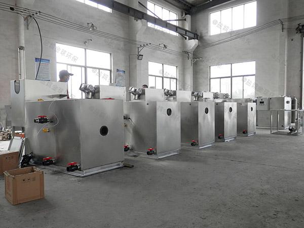 生活地下机械隔油器技术公司