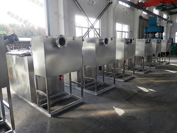 学校大型埋地移动式油水分离隔油器制造商