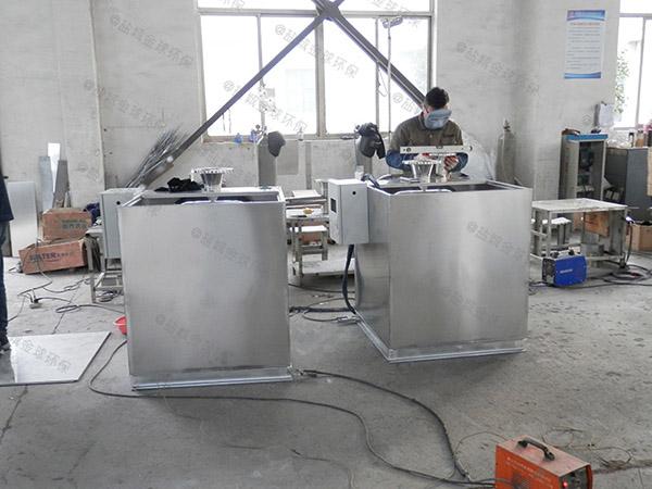 火锅中小型地下式移动式成套隔油提升设备怎么样