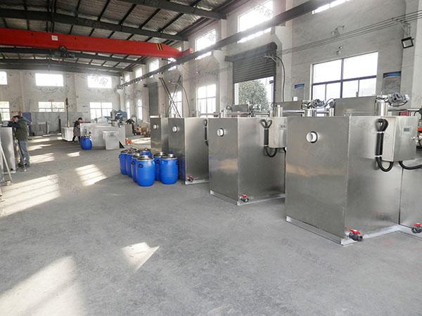 工地食堂室外大型自动化废水隔油器一般什么地方有卖