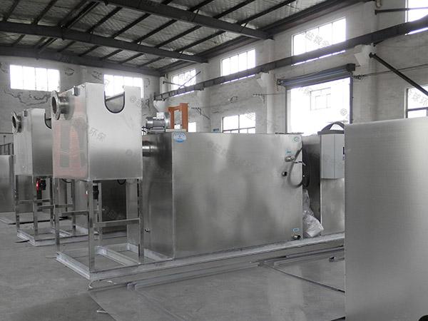 学校埋地式大自动刮油油水分离器和隔油池厂家联系方式