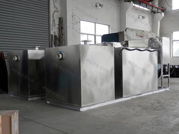 食堂地面式组合式成套隔油设备在哪里