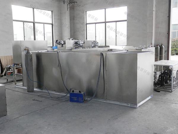 厨余室内全自动隔油提升一体设备规格价格