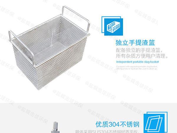 工地食堂埋地式大多功能油水分离器和隔油池使用要求