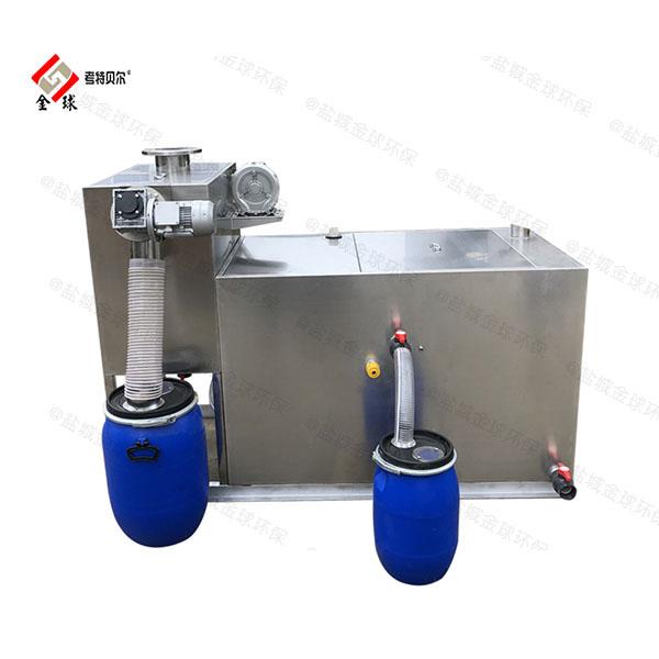 家用埋地智能型成品油水分离器的油怎么处理