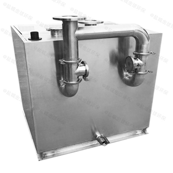 餐饮专用室外中小型移动式油水分离污水处理设备又叫什么