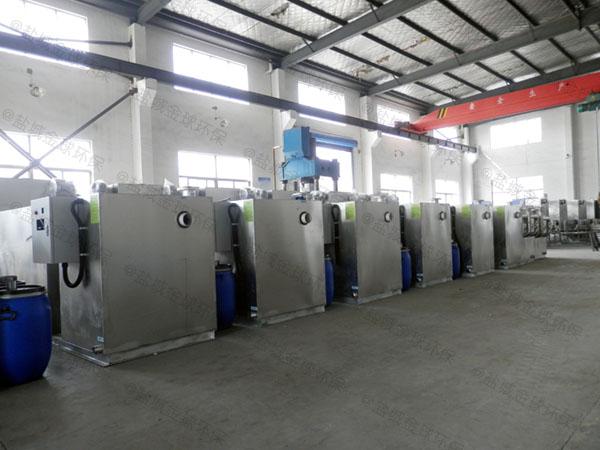 火锅店中小型分体式隔油除渣器制造商