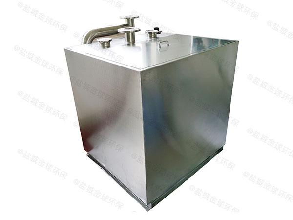 饭店用户外智能型下水隔油池改造公司