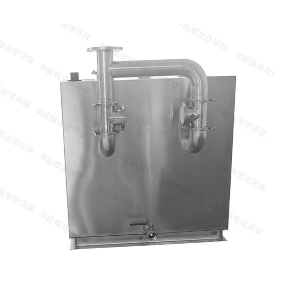 商家室外中小型多功能油水分离器和隔油池型号选择