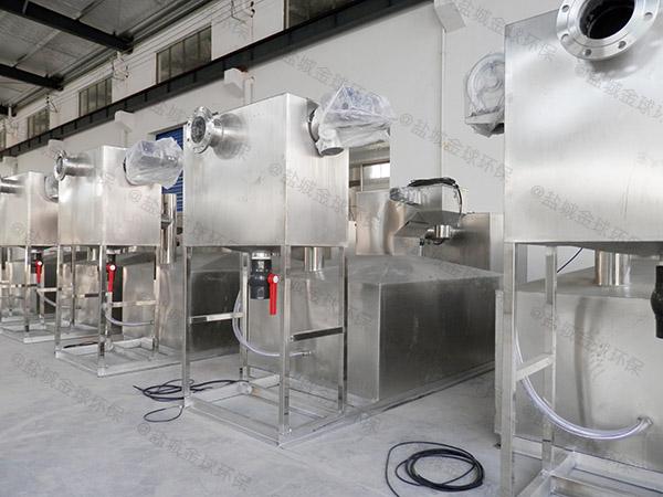 商家地下式全能型一体化隔油提升设备供货厂商