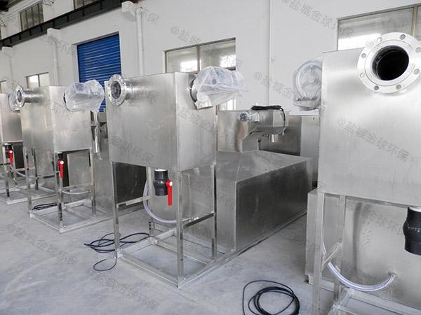 商业地下式简单油水分离净化器出厂价