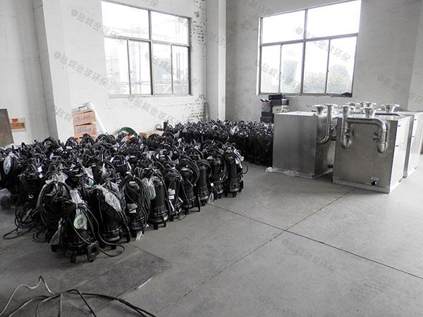 提供商场大型地埋式潲水油水分离器