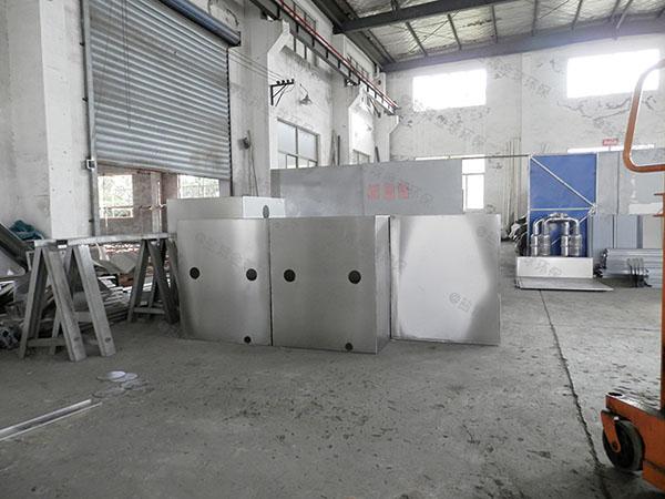 做居家用小型电加热污水处理隔油设备