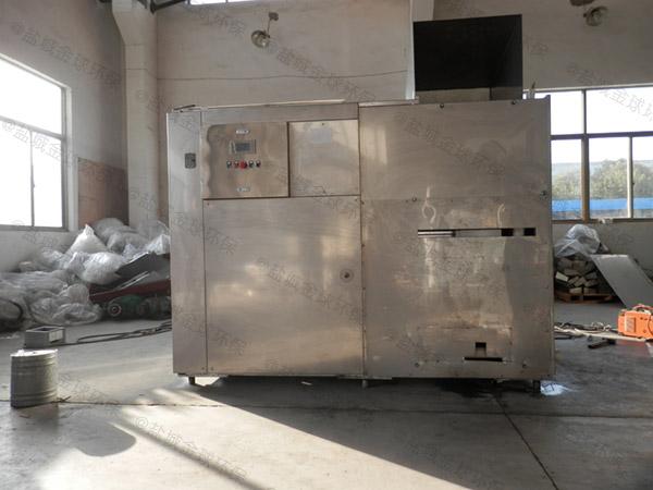 商城地上移动式隔油设备售后服务