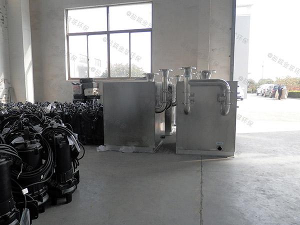 怎么找火锅环保地面污水隔油提升设备