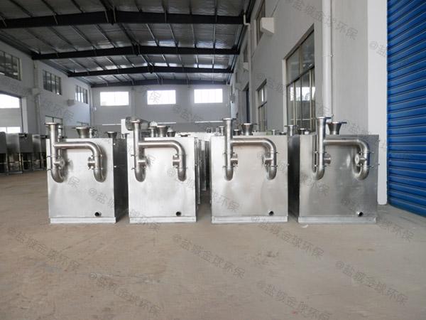 食堂用埋地式移动排污提升装置供货厂家