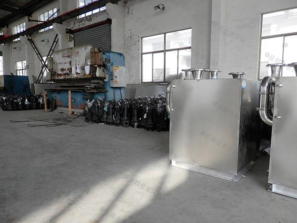 专业商场餐饮新分体式潲水油水分离器