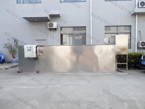 制作火锅新款分体式油水分离净化器