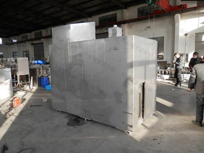 商用室内全能型油水处理设备加工厂