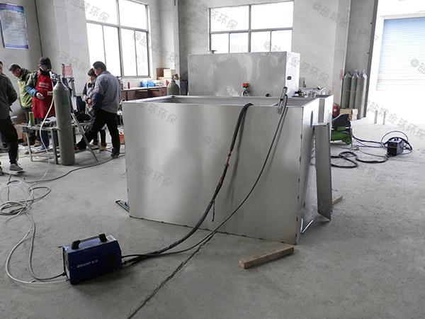 30立方综合体智能油水处理设备技术