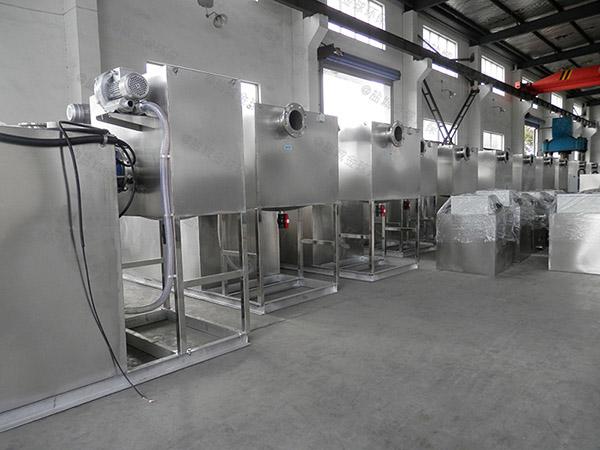 购买户外大型分体式三相油水分离器